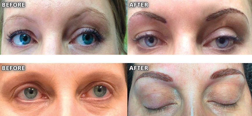 Business Spotlight The Artists Touch Offers Permanent Makeup For