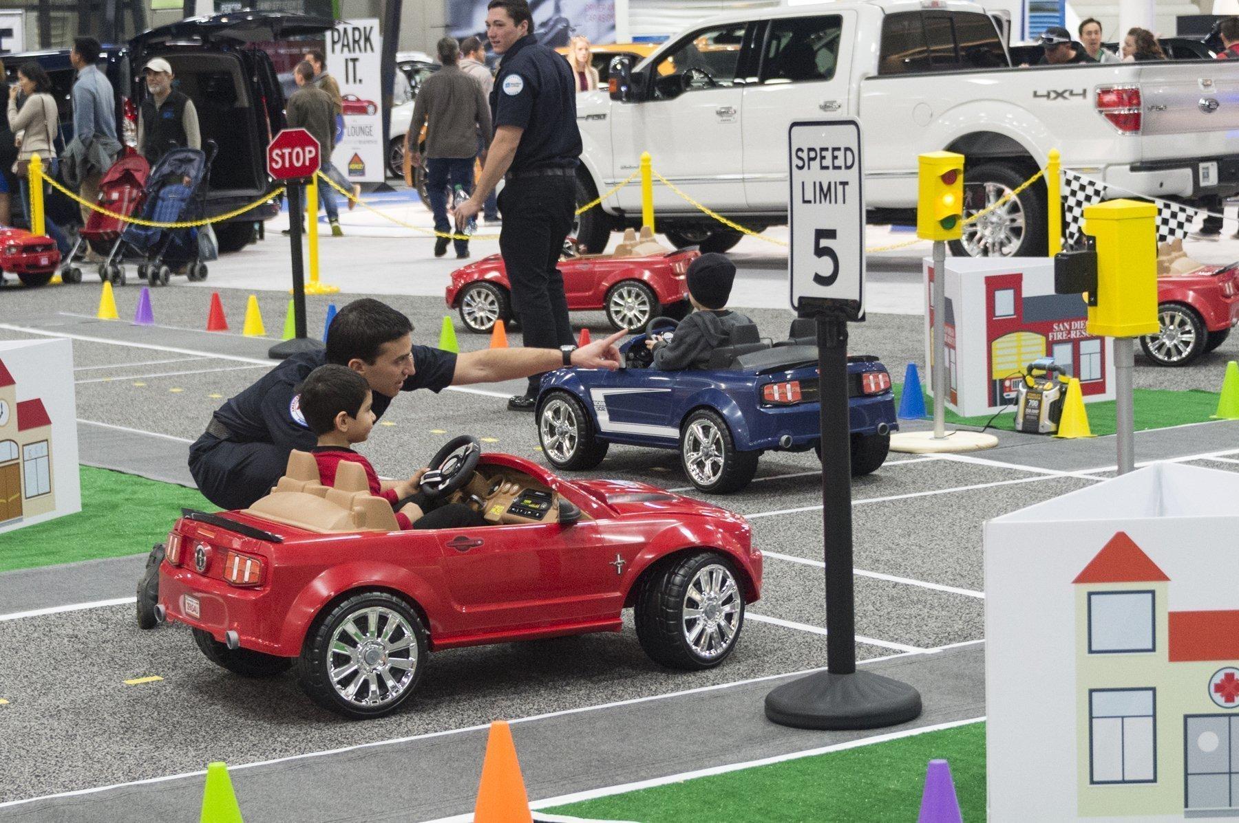 AutoMatters San Diego International Auto Show Del Mar Times - San diego international car show