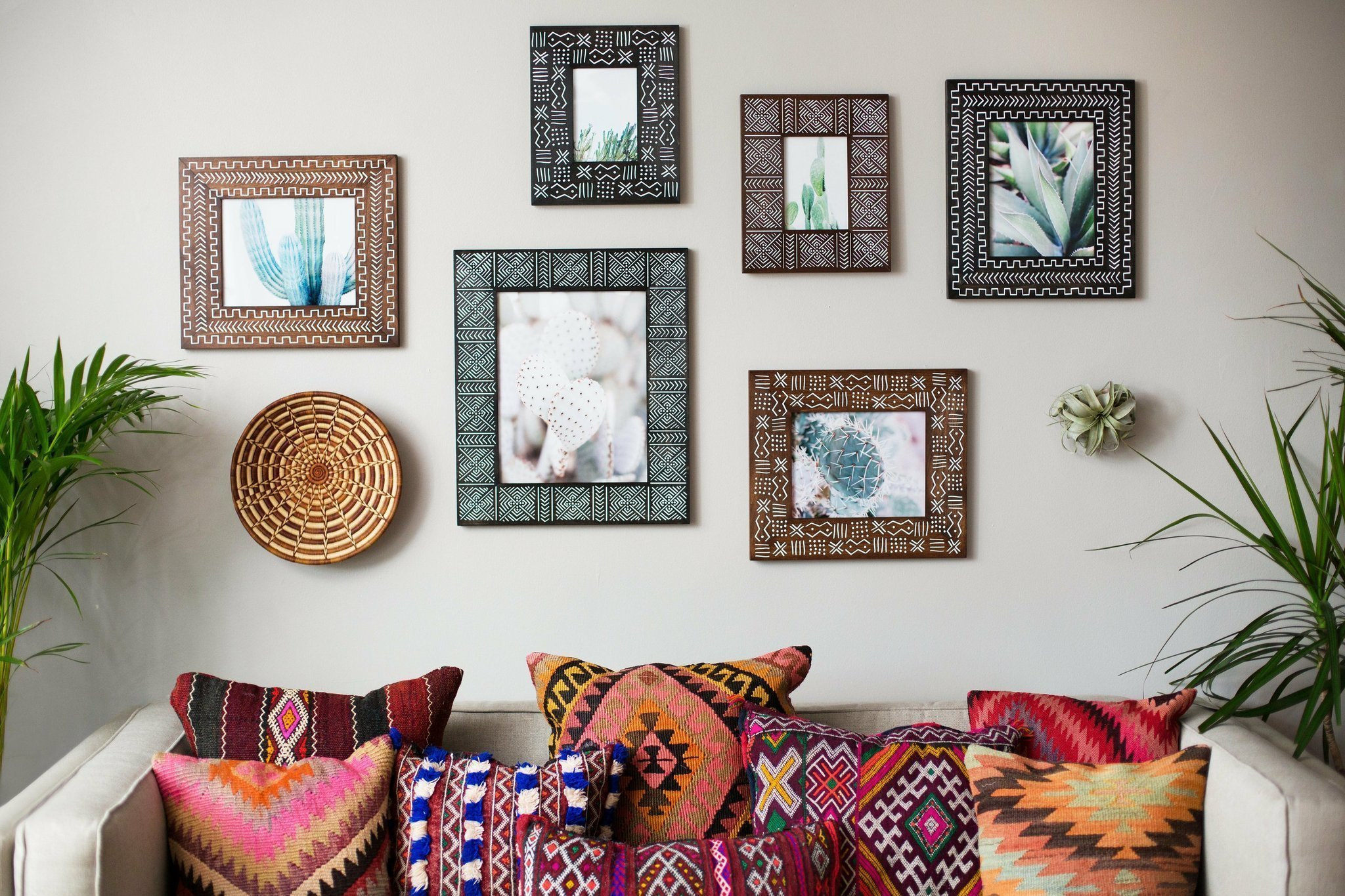 Beyond Popsicle sticks: tips for DIY picture frames - The San Diego ...