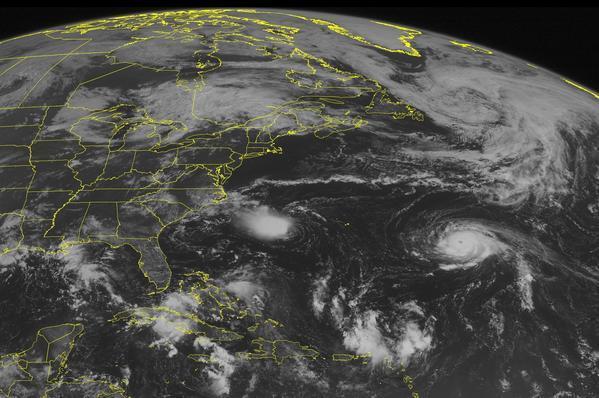 Ct-tropical-depression-north-carolina-20160828