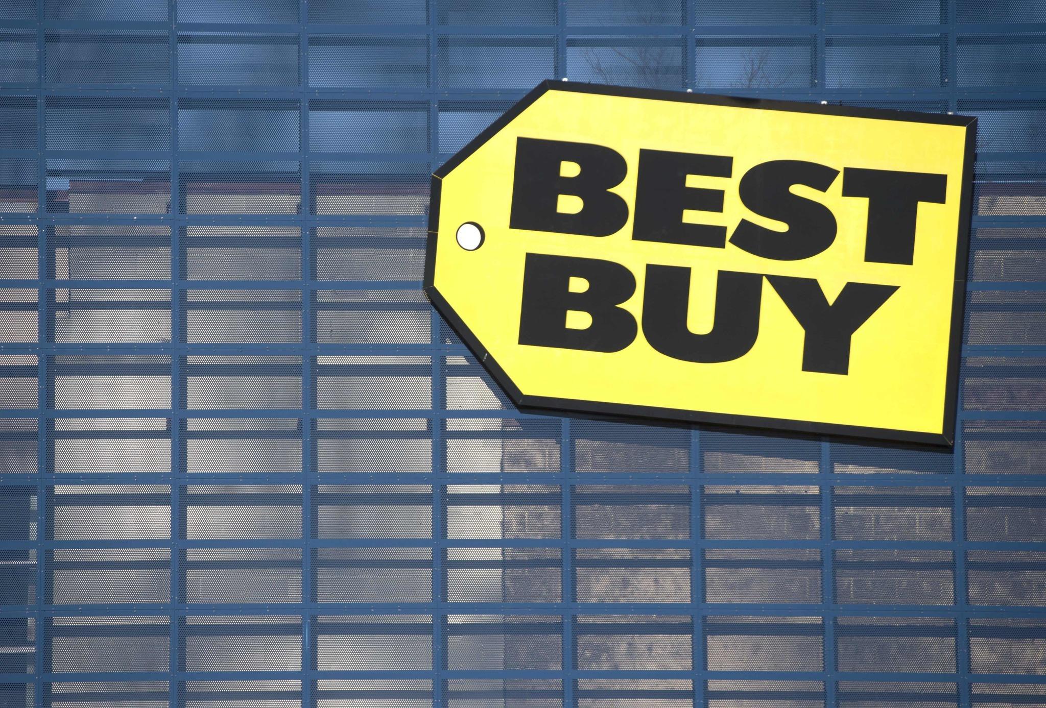 Best Buy Golden Ring Closing