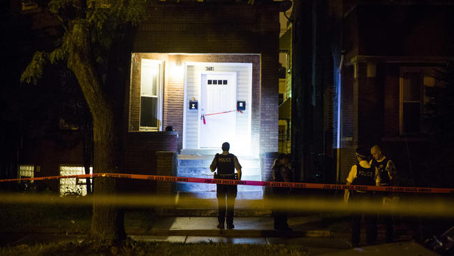 August to be the most violent in Chicago since 1996