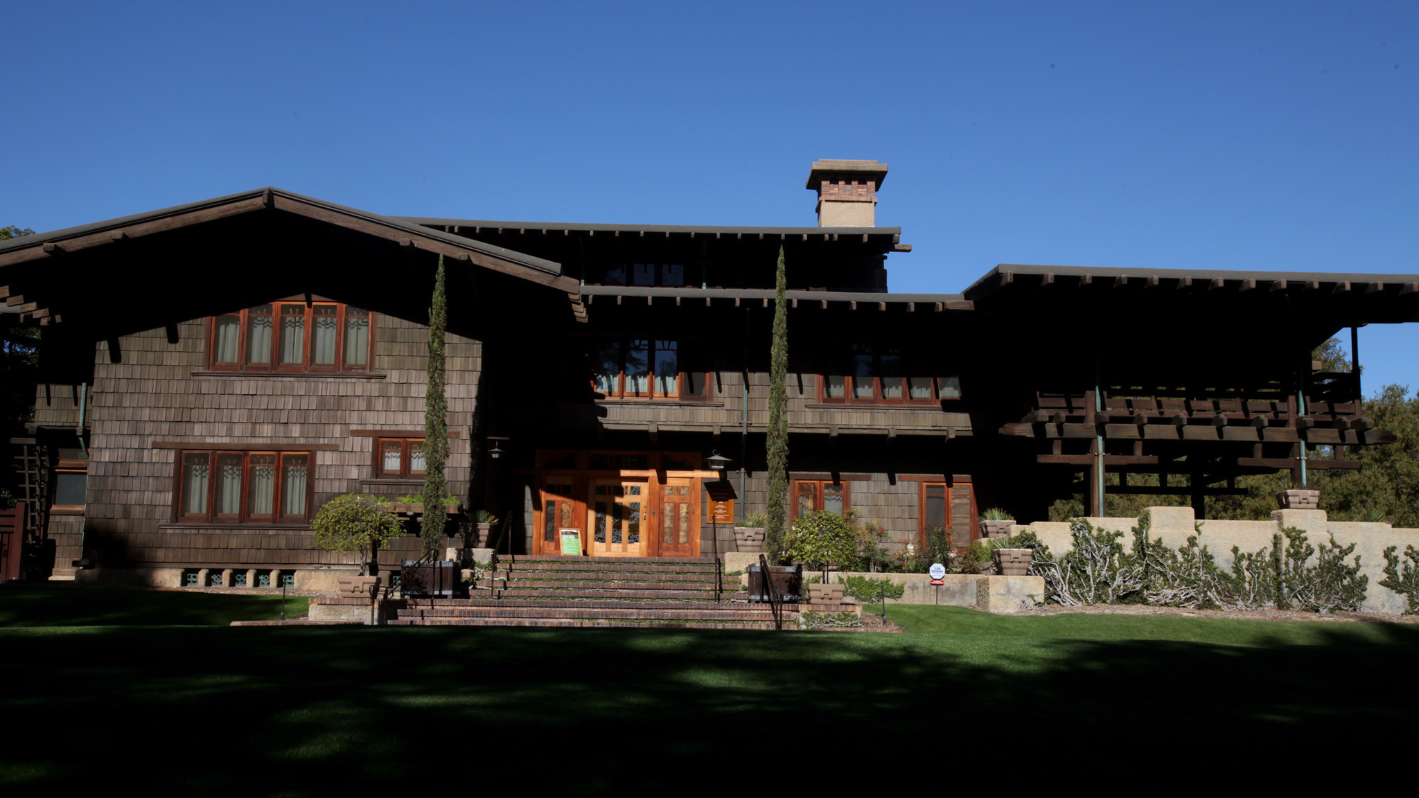 Celebrating The Historic Gamble House In Pasadena La Times