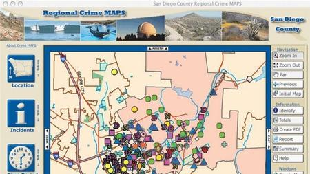 REGION: Sheriff\'s Department to unveil new crime map site - The San ...