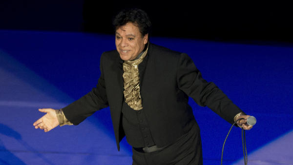 Juan Gabriel was Mexico's gay icon - but he never spoke of his sexuality