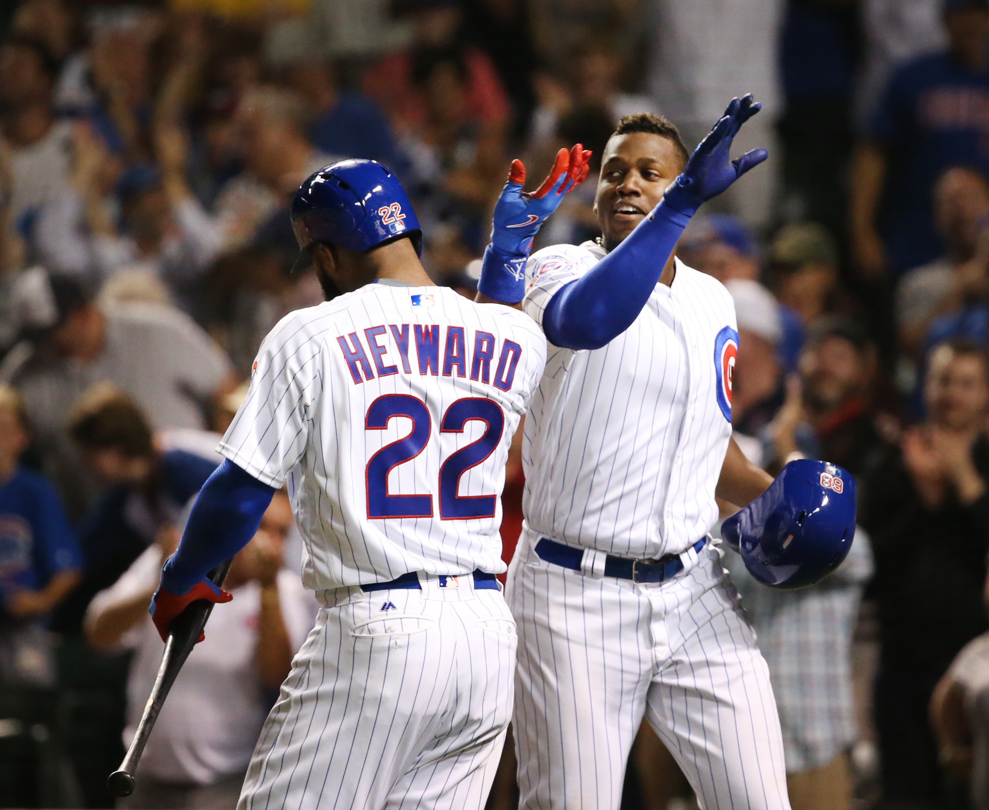 Working the Jason Heyward-Jorge Soler choice in the Cubs lineup - Chicago Tribune