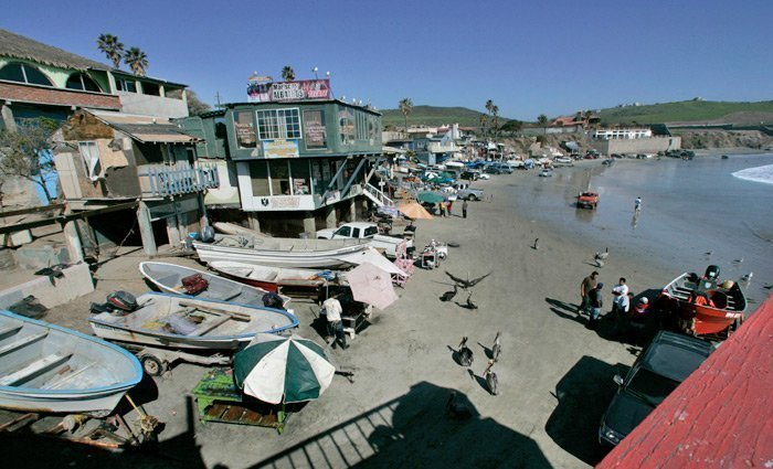 Baja village has become smugglers' launch point - The San Diego Union-Tribune