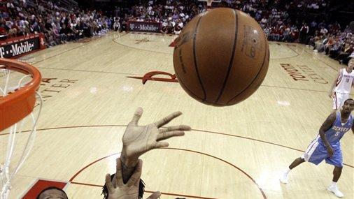 Houston Rockets Trevor Ariza 1 And Denver Nuggets Nene 31