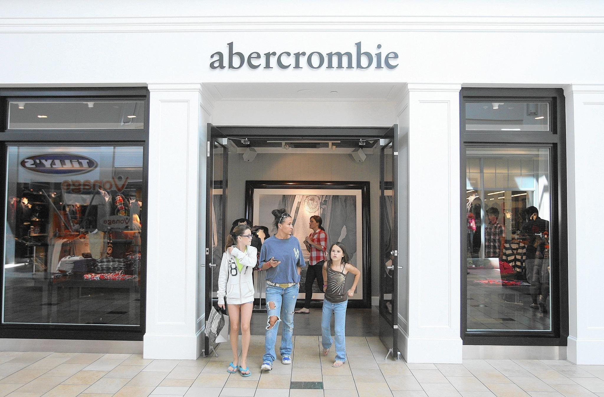 Abercrombie Closing up to 60 Stores Nationwide - Hartford Courant