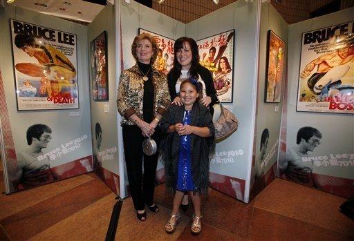 Bruce Leeu0026#39;s wife, daughter open Hong Kong exhibit - The ...