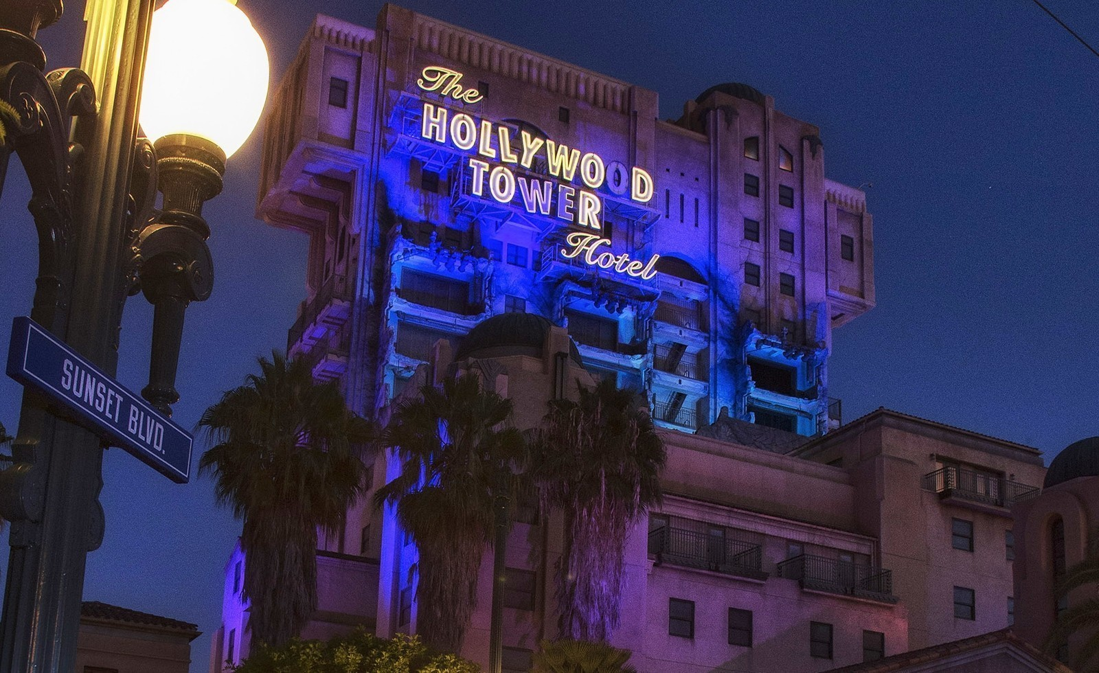 disney's california adventure park will close tower of terror on