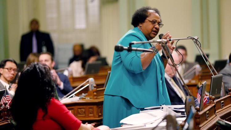 Assemblywoman Shirley Weber (D-San Diego)