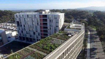 The Charles David Keeling Apartments At UC San Diego, Designed By Spurlock  Poirier Landscape Architects