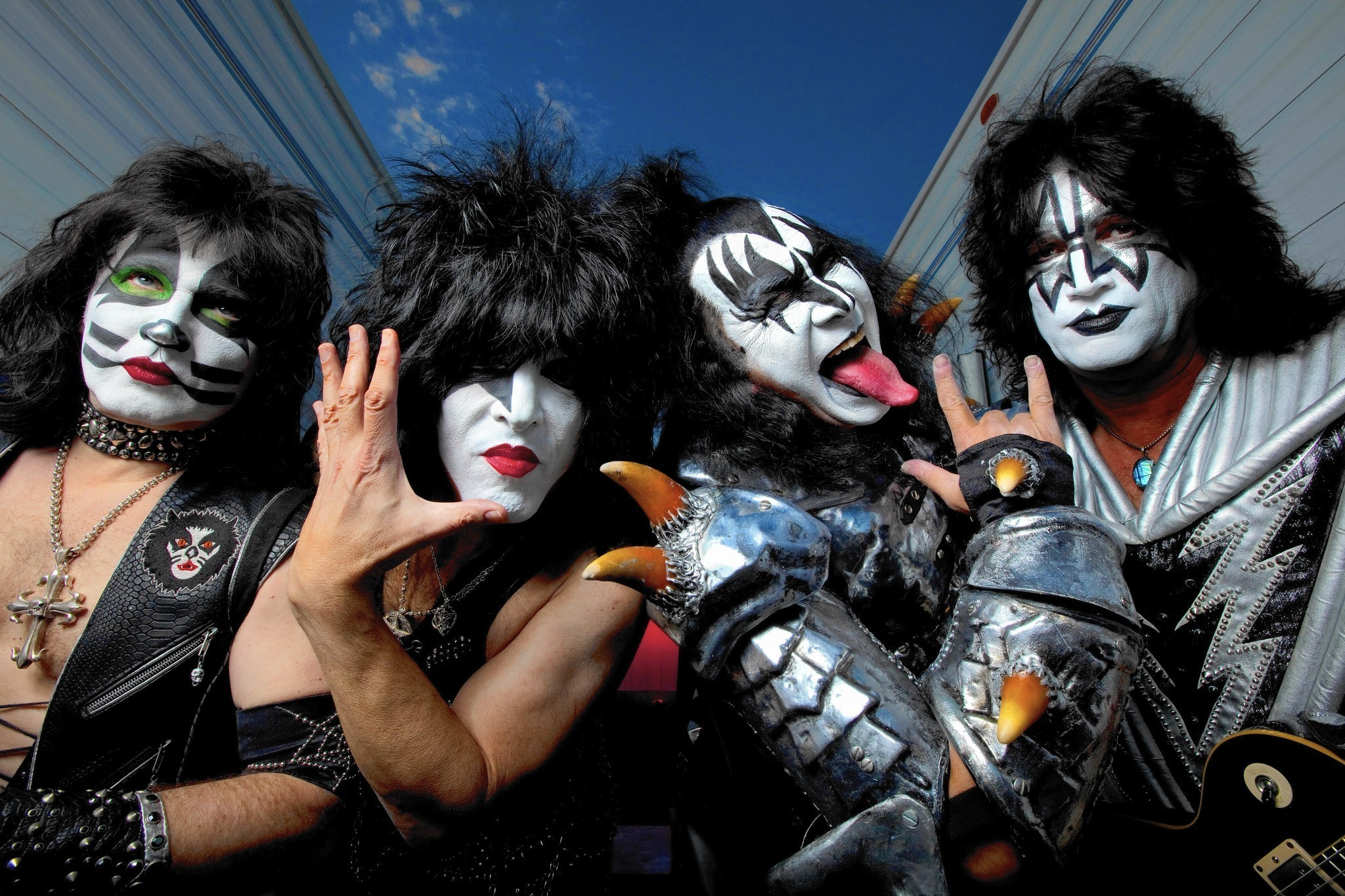 paul stanley kiss coming for lapu0027 at allentown fair the morning call
