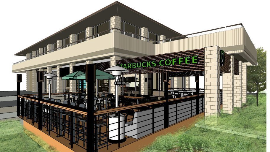 La Jolla Community Planners Approve Starbucks Patio Plans