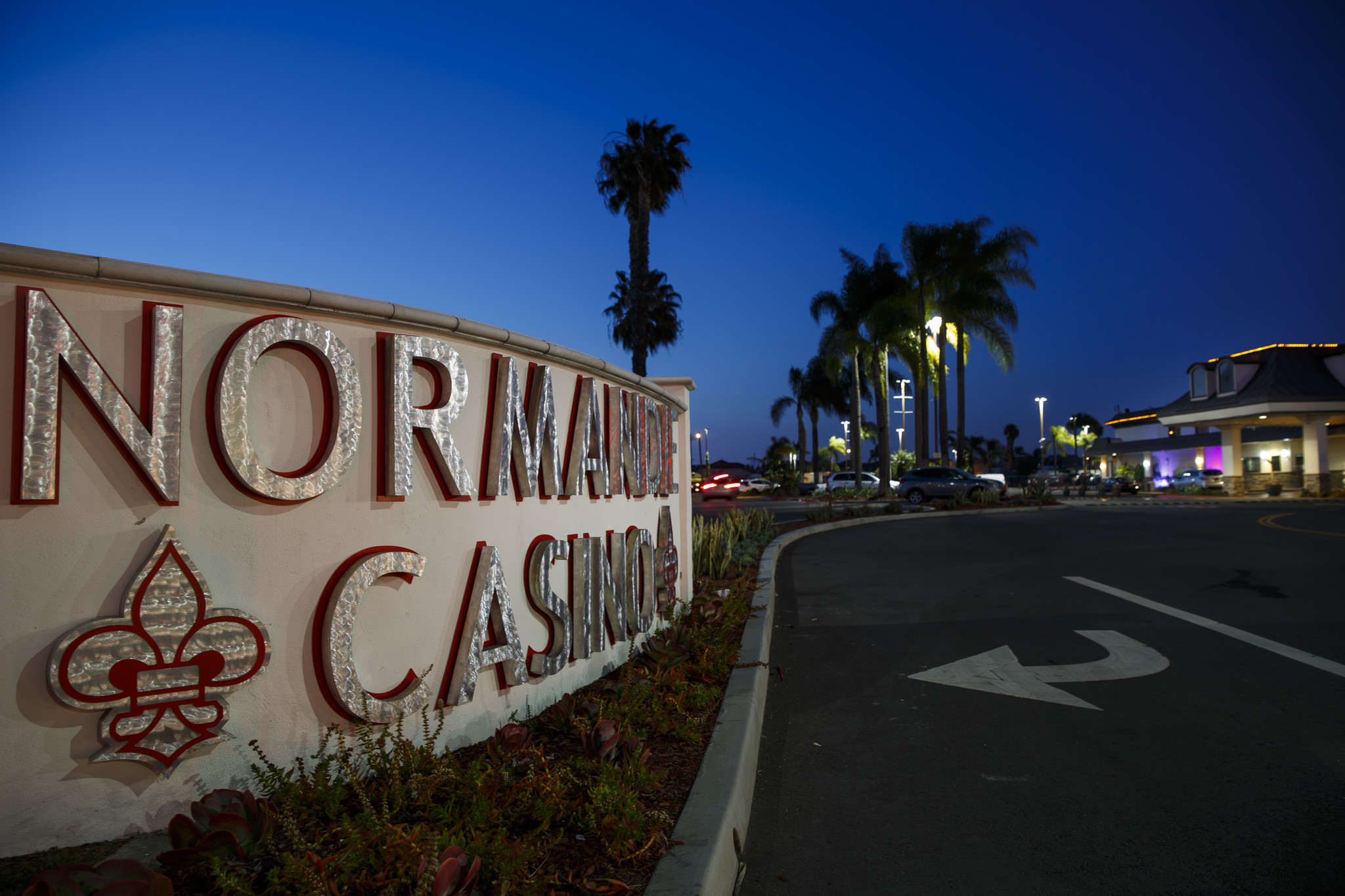 Normandie casino la blackoaks casino