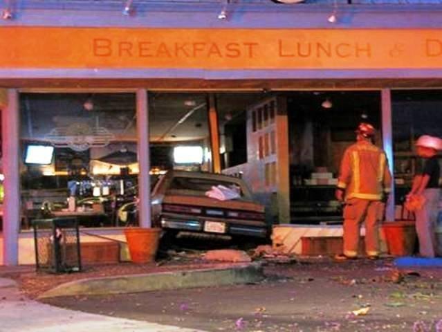 La Jolla News Aug  Car Crash