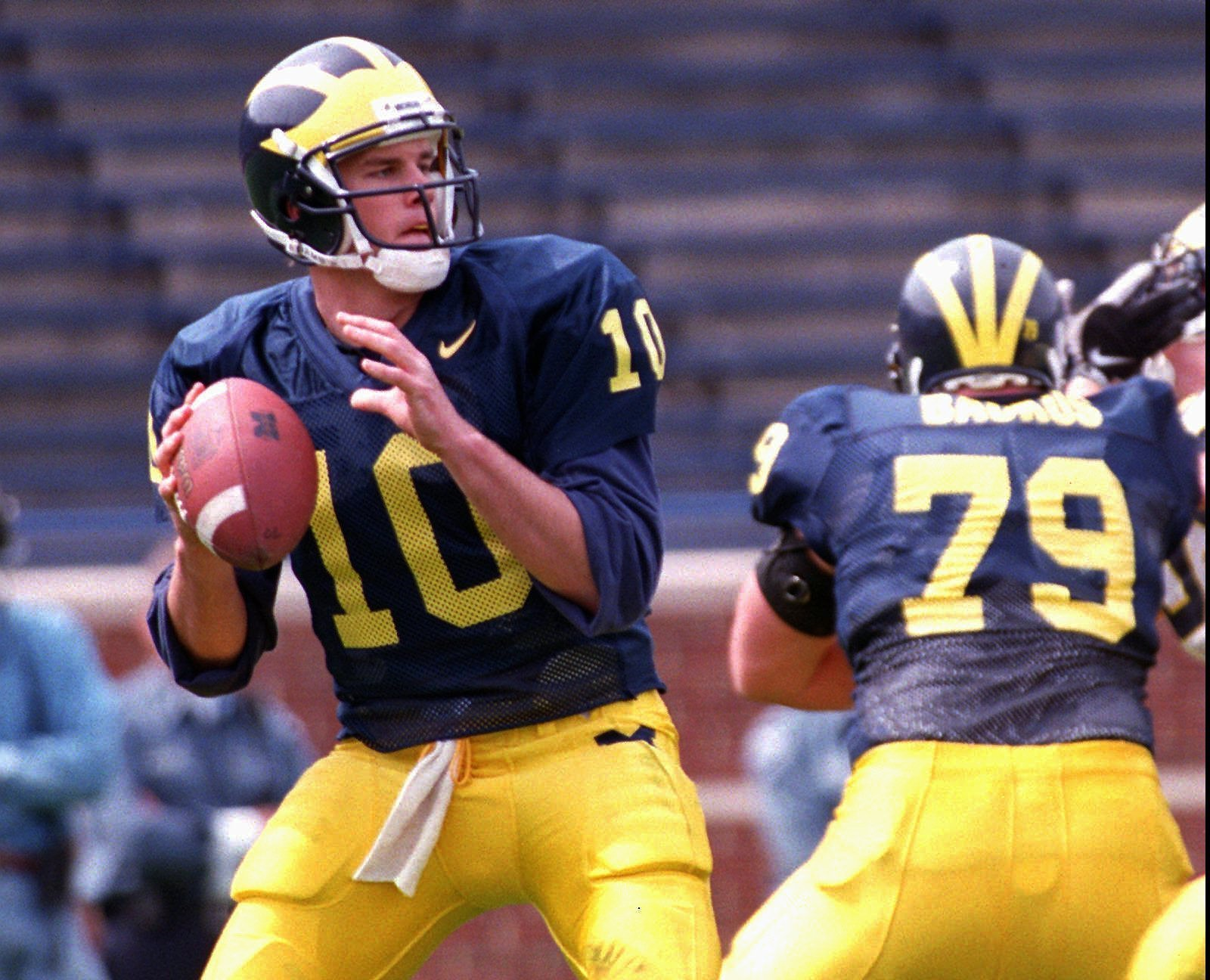 Tom Brady to be honorary captain at Michigan during suspension ...