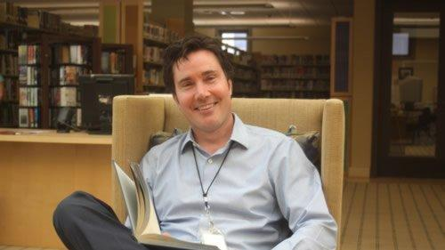 la jolla librarys new head librarian shaun briley ashley mackin. Resume Example. Resume CV Cover Letter