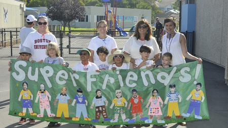 eusd special ed holds extended school year summer olympics