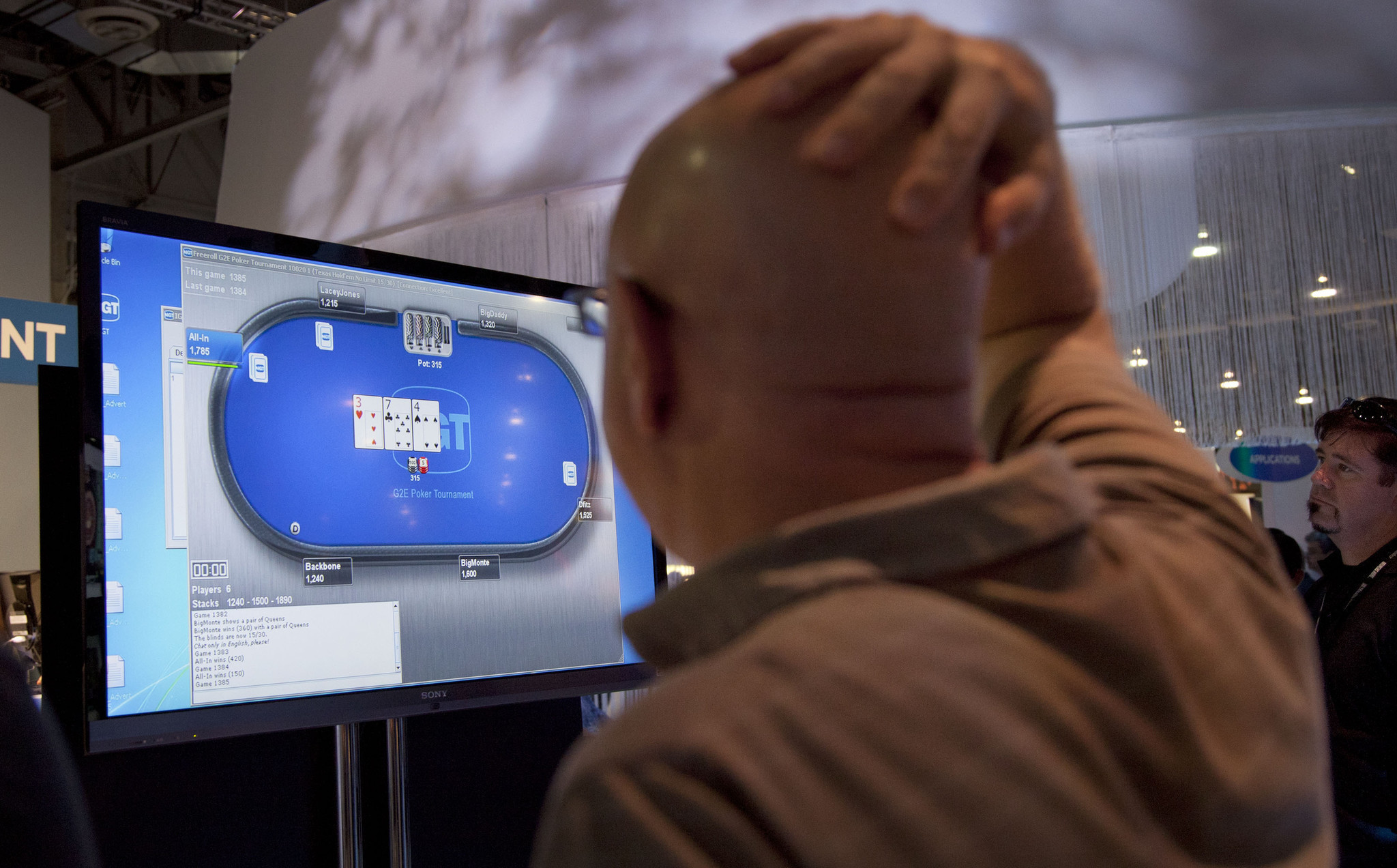 The future after the internet gambling bill best non-gambling things to do in vegas