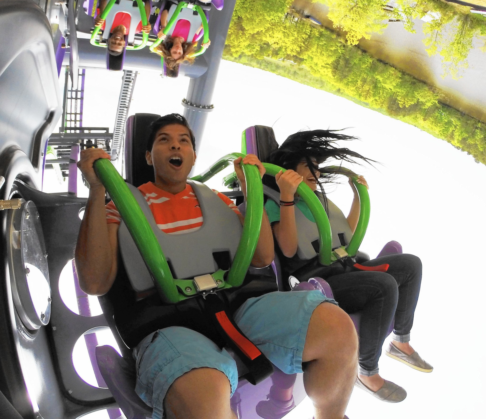 Six Flags Great America announces new 'free-fly' roller coaster: The Joker