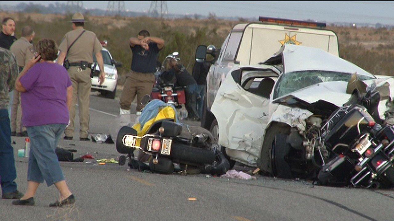 Saddle Club Car Crash