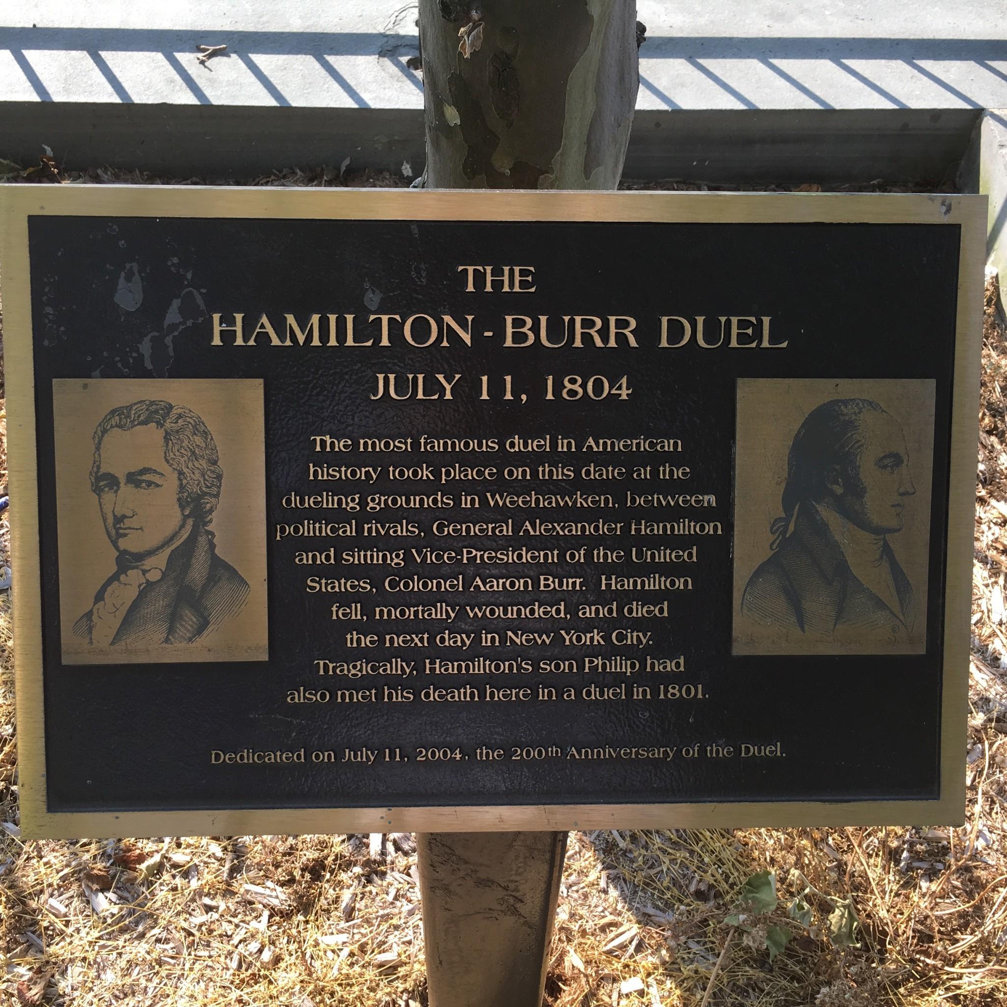 An East Coast tour for die-hard Hamilton fans