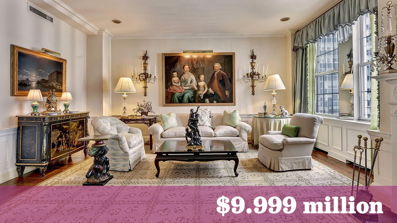 39 scarface 39 producer martin bregman seeks higher price for for New york apartment real estate