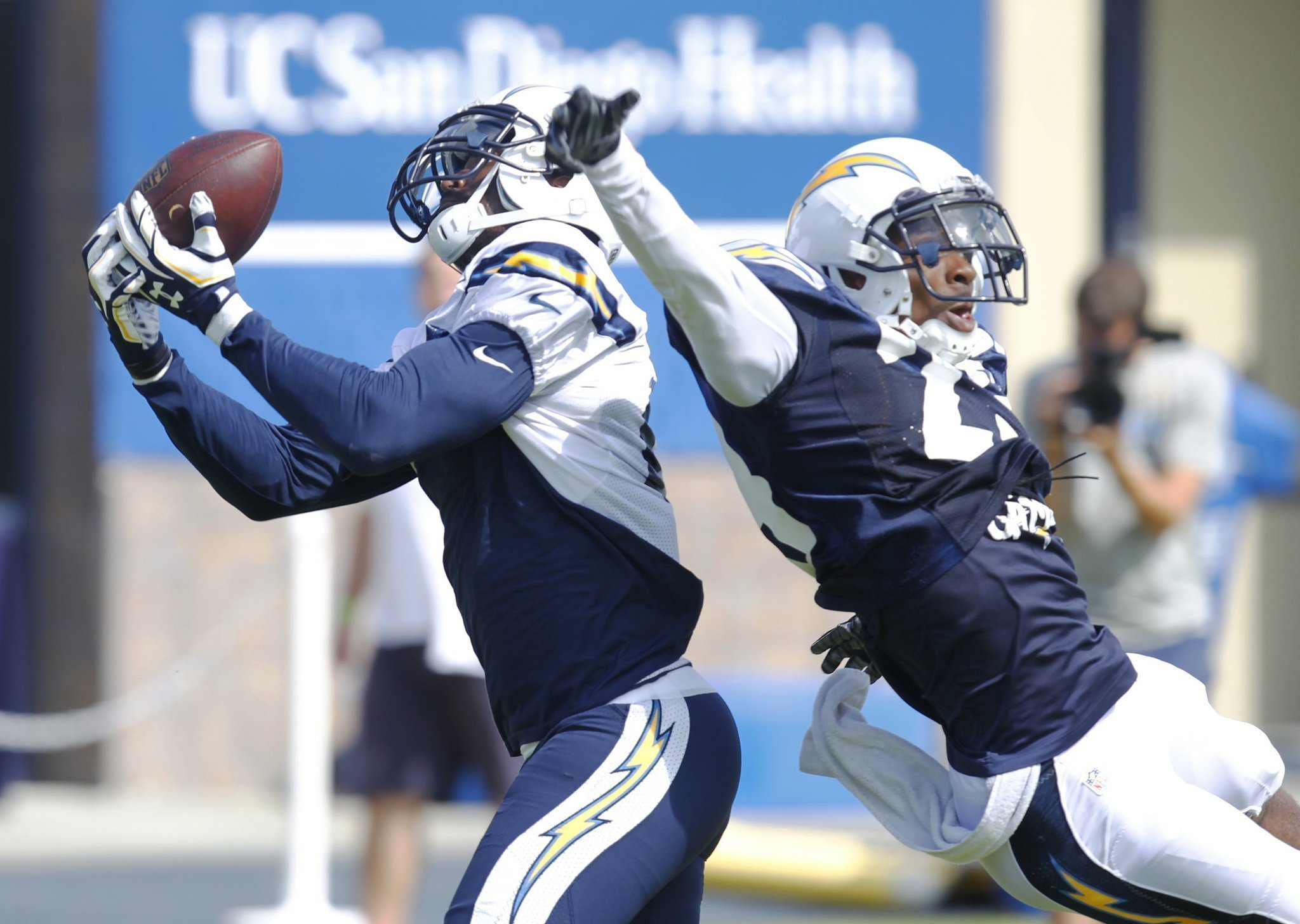 Chargers Release James Jones Cut Others The San Diego