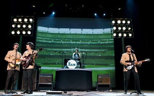 For Beatles Impersonators A Long And Winding Road The San Diego