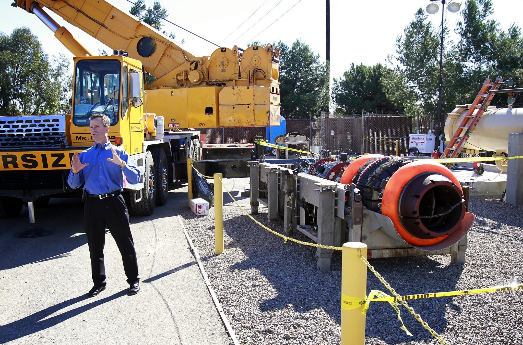 Sdg e counting on quot smart pig for pipeline safety the