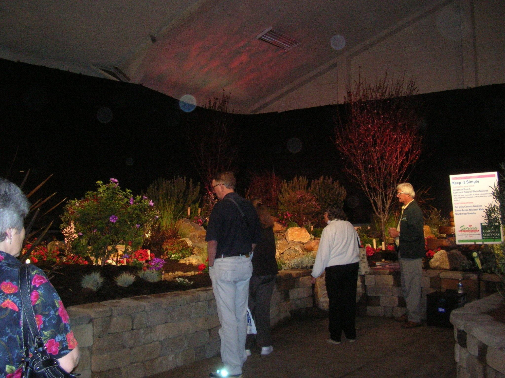 Garden Show Winners Picked At Del Mar Fairgrounds The