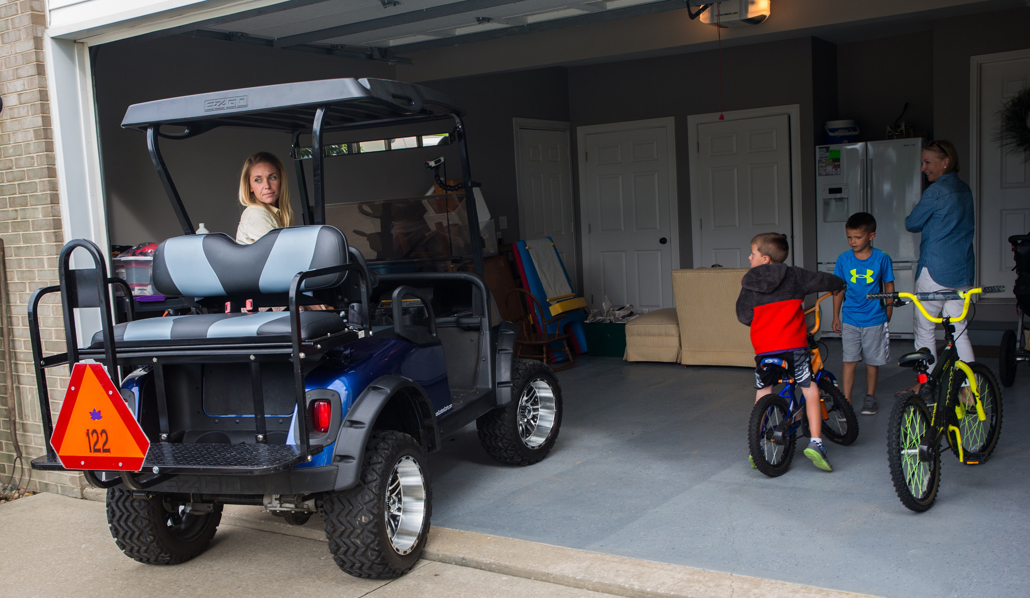 Small Illinois towns drive golf cart pority, but safety a ... on