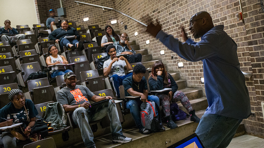 AfricanAmerican studies at Chicago State University