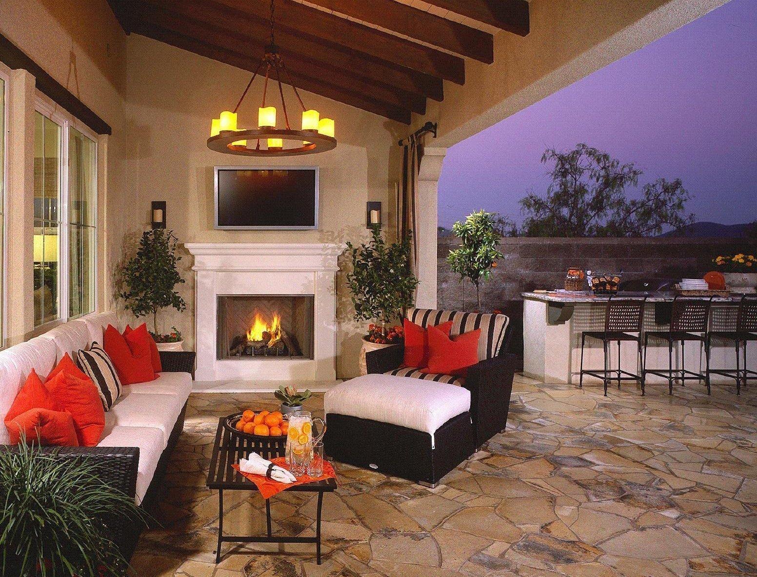 Del Sur homes feature outdoor rooms - The San Diego Union-Tribune