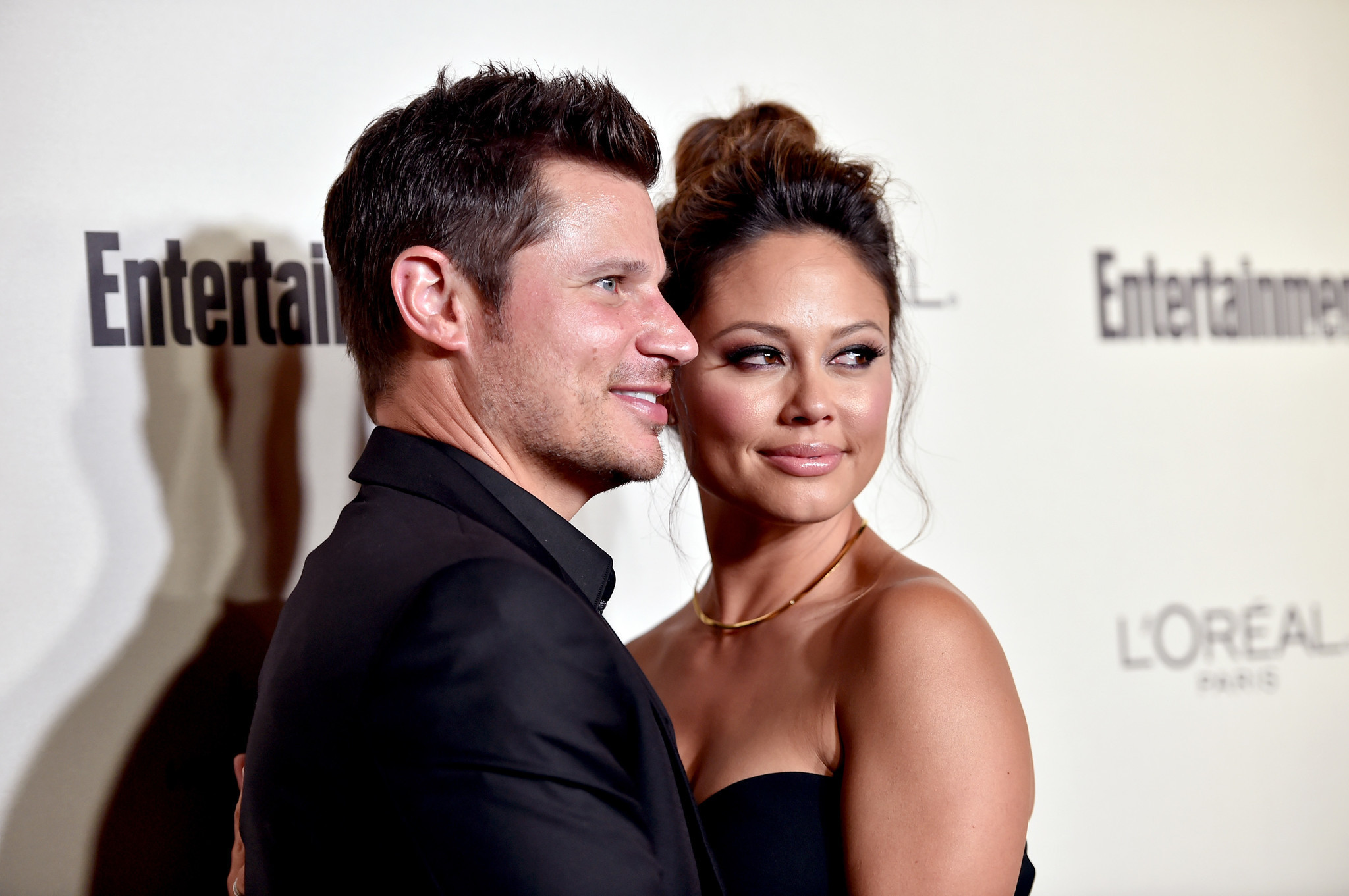 nick lachey and wife vanessa expecting baby no 3 la times