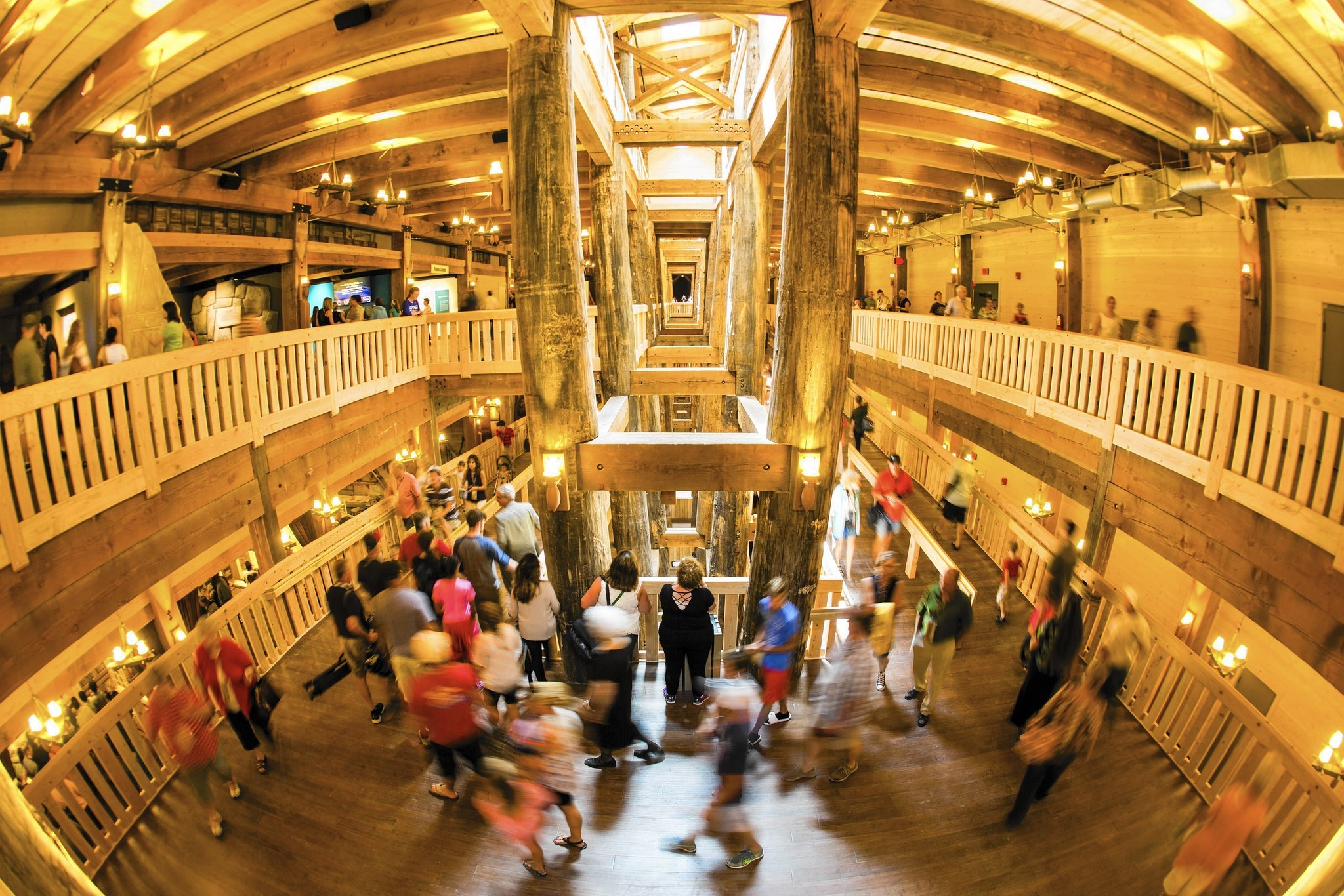 Beliefs aside, Noah's Ark in Kentucky is something to see - Chicago ...