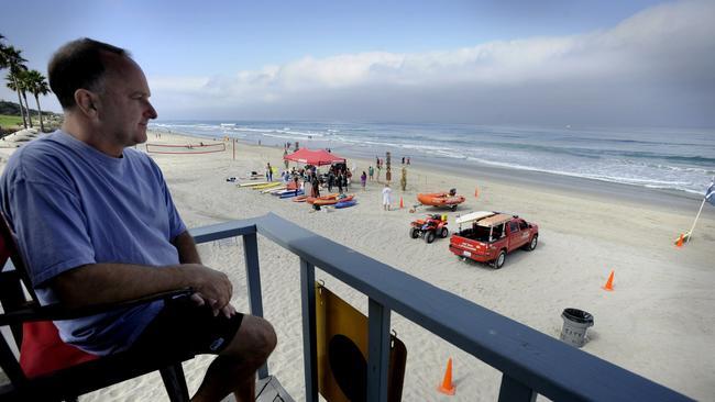 Lifeguarding in paradise for 33 years The San Diego UnionTribune – Head Lifeguard