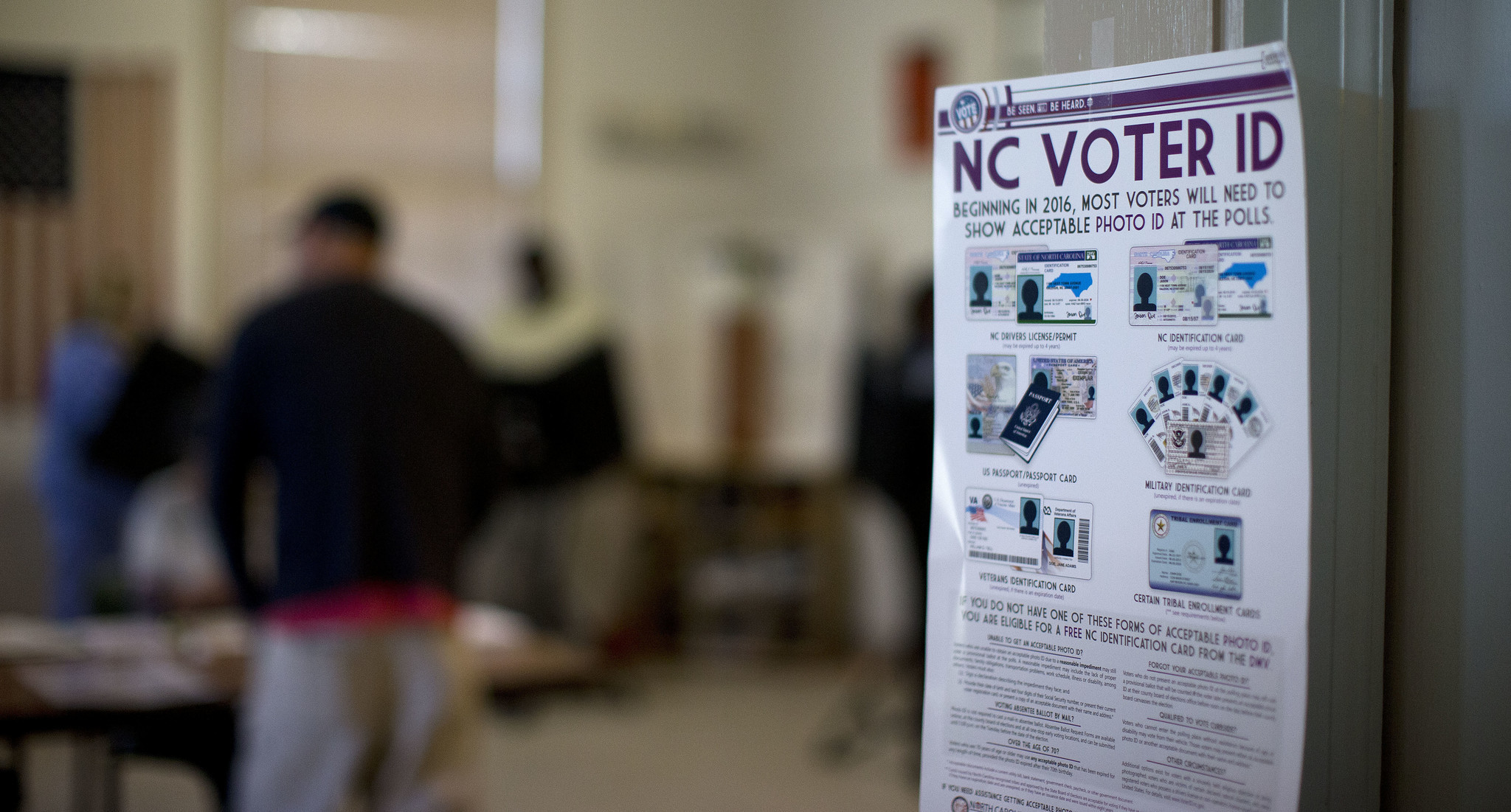 Online color voter id - How Republicans In North Carolina Created A Monster Voter Id Law Chicago Tribune