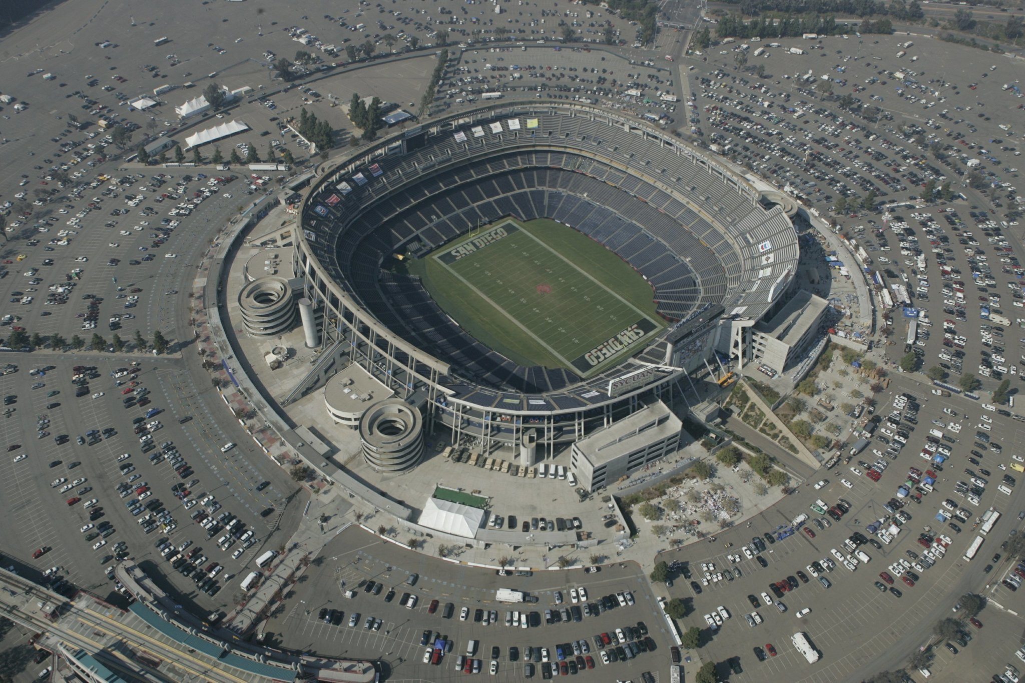 Architects aim to preserve Qual m Stadium The San Diego Union Tribune