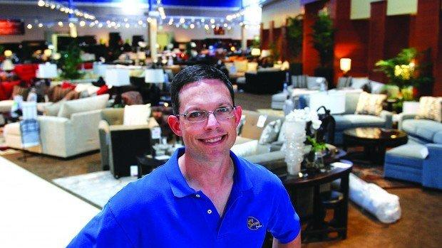 RETAIL: Living Spaces Opens In Vista In Tough Economy