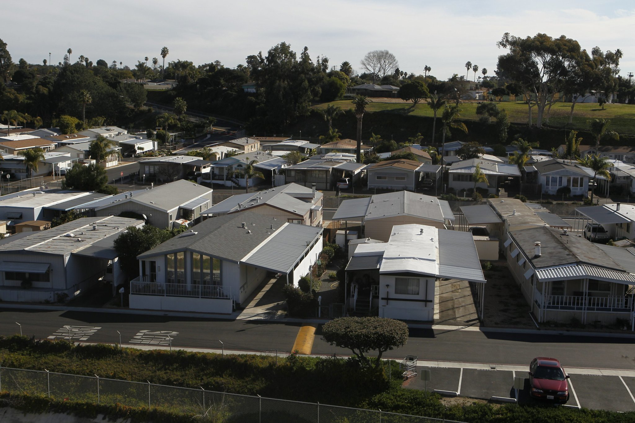 mobile home park effort to stop renting spaces could set a