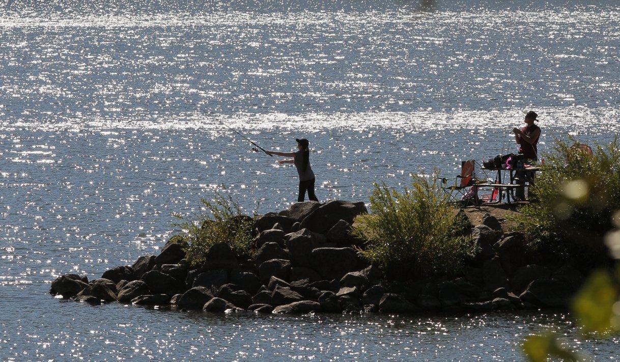Cuyamaca treasure now in butch paddock 39 s capable hands for Lake cuyamaca fishing