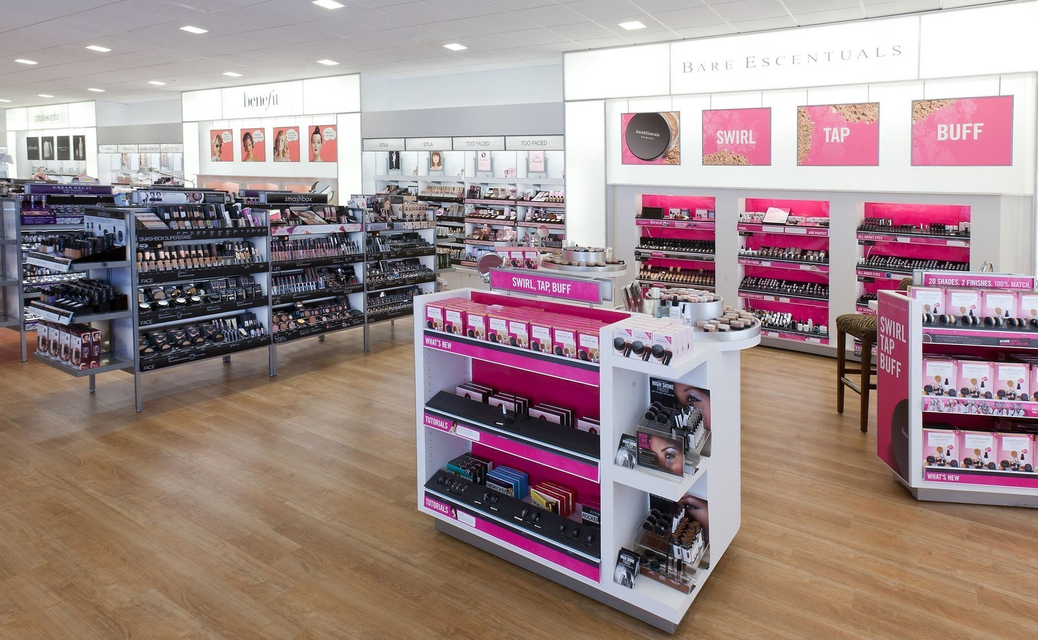 Ulta Beauty Inc. (formerly known as Ulta Salon, Cosmetics & Fragrance Inc. until January ), is a chain of beauty stores in the United States, headquartered in Bolingbrook, Illinois. Ulta Beauty carries cosmetics and skincare brands, men's and women's fragrances, and haircare products. Each store is also equipped with a salon.