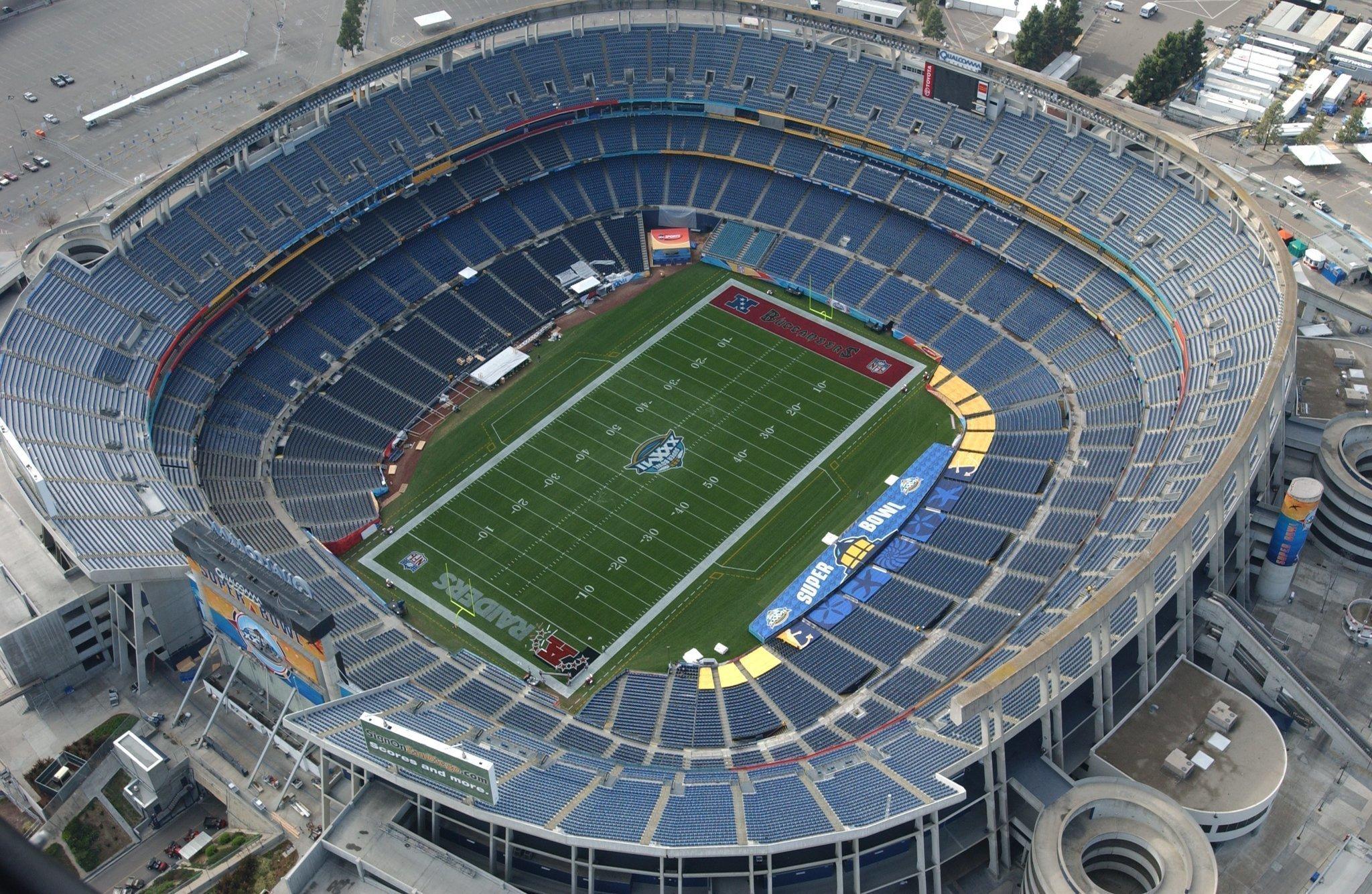 Qualcomm Rated 4th Worst Stadium Arena The San Diego