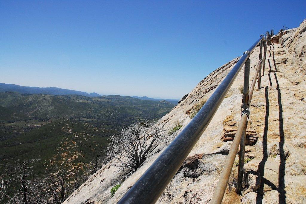 Stonewall Peak Elevation : Take a hike stonewall peak the san diego union tribune