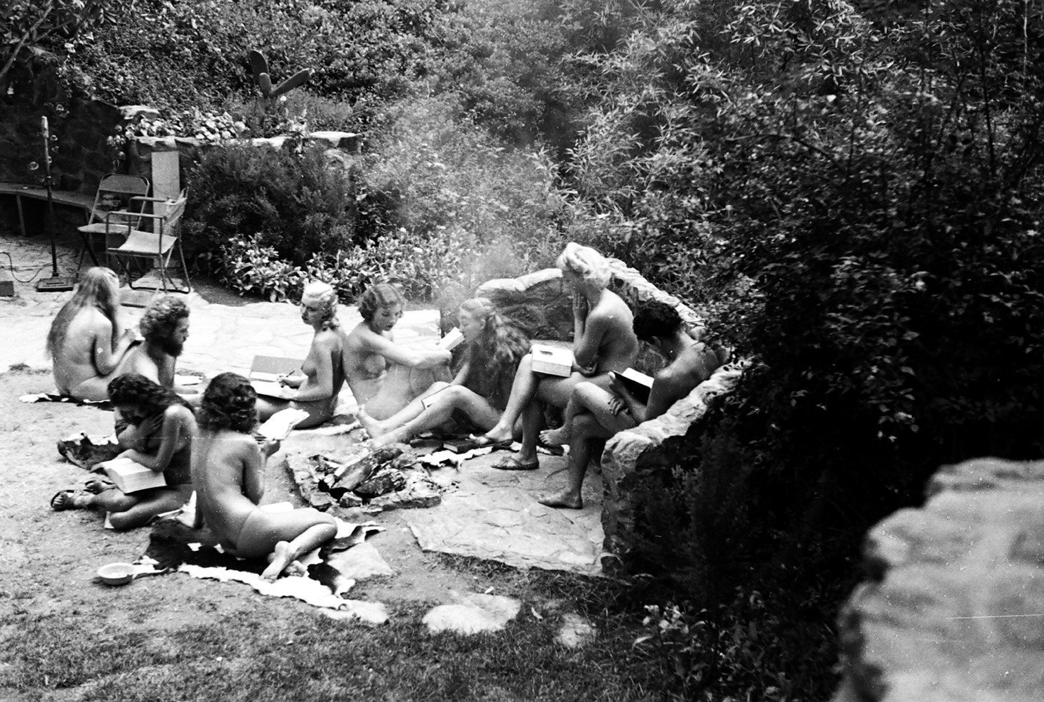 The history of the emergence of nudist beaches in the USSR 98