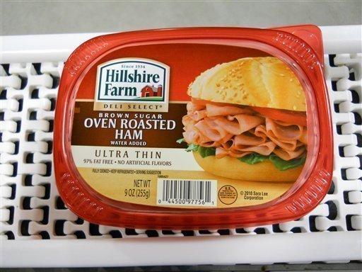 Sara Lee Names Meats Company Hillshire Brands The San Diego Union