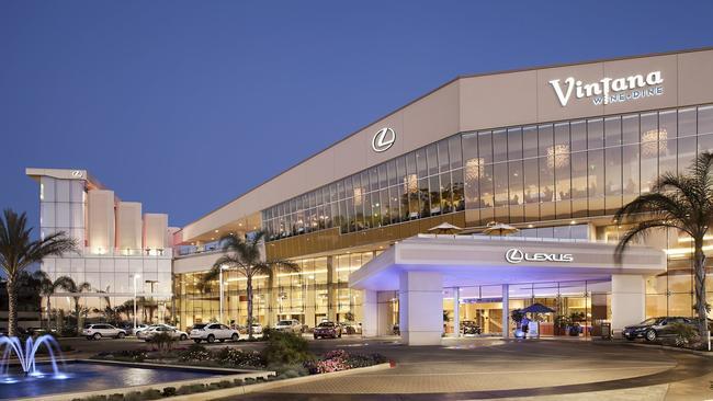 San Diego Lexus >> Marketplace The Centre At Lexus Escondido The San Diego Union Tribune